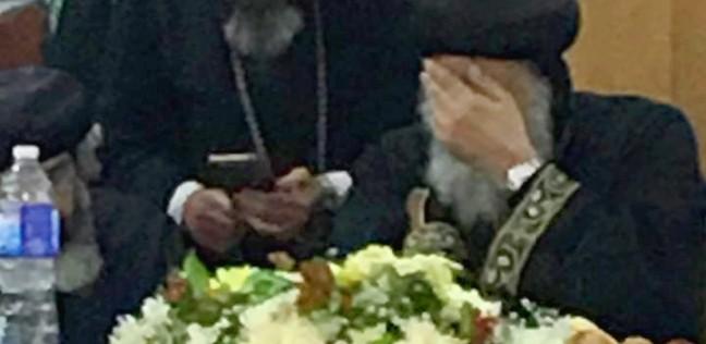 الكنيسة تنتفض ضد شائعة تحركات المجمع المقدس لعزل البابا تواضروس