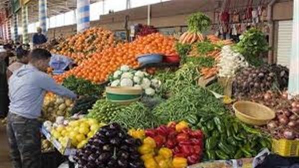 أسعار الخضراوات والفاكهة فى سوق العبور للجملة اليوم