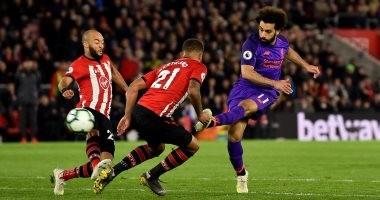 محمد صلاح سادس أفضل هداف أفريقي في تاريخ الدوري الإنجليزي