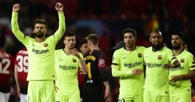 تشكيل برشلونة المتوقع فى الموسم المقبل بعد وصول جريزمان