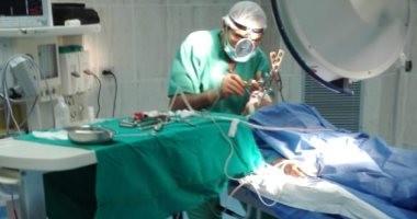 قافلة الأزهر الطبية لجنوب سيناء تفحص 4000 مريض وتجرى 61 عملية جراحية