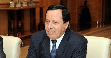 وزير خارجية تونس يلتقى المبعوث الخاص للأمين العام للجامعة العربية فى ليبيا