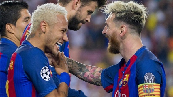 ميسى يتدخل لمنع نيمار من الانتقال إلى ريال مدريد