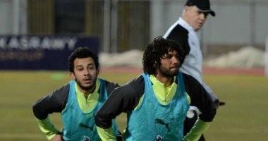 منتخب مصر لكرة القدم.. تدريبات بدنية قوية استعدادًا لمواجهة النيجر