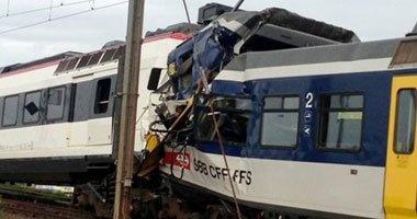 تصادم قطارى ركاب فى إيران وسقوط عدة قتلى