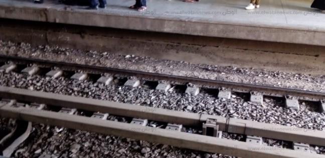 عاجل.. انتحار شاب تحت عجلات مترو محطة جامعة القاهرة
