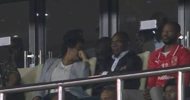 جيلبرتو عاشق الأهلى يخطف الأضواء فى مباراة أول أغسطس ضد مازيمبى