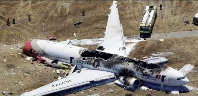 """تفاصيل سقوط طائرة تركية """"خاصة"""" في إيران"""