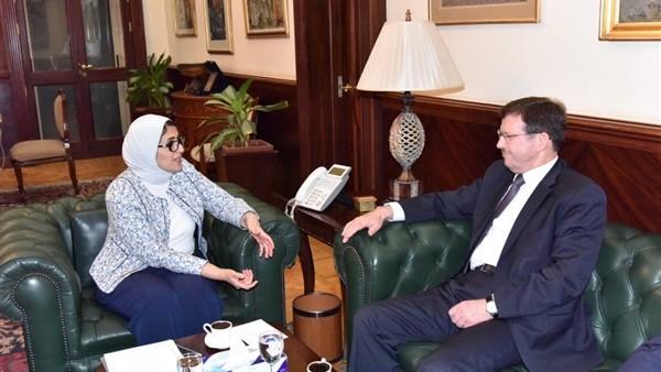 الأردن يطلب تطبيق التجربة المصرية في القضاء على فيروس سي
