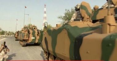 الجيش التركى: بدأنا نشر نقاط مراقبة فى محافظة إدلب السورية