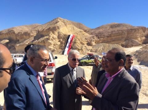 نائب وزير الإسكان: إعلان محافظة جنوب سيناء خالية من العشوائيات خلال 7 شهور
