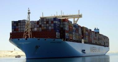 دخول وخروج 20 سفينة لموانئ بورسعيد خلال 24 ساعة