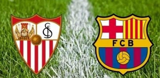 أي خدمة | بث مباشر| مباراة برشلونة وإشبيلية اليوم 23 - 2 - 2019
