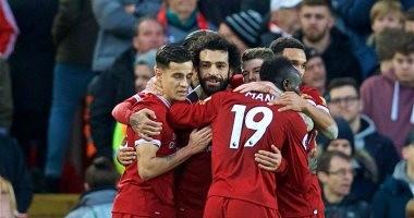 شاهد.. محمد صلاح يتفوق على 3 أندية إنجليزية مع ليفربول