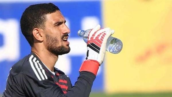 محمد عواد يكشف عن سر غيابه عن المرمى في إحدى لقطات مباراة نهائي كأس مصر