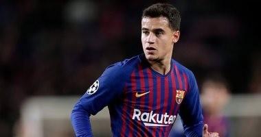 أخبار برشلونة اليوم عن رسالة كوتينيو إلى مانشستر يونايتد