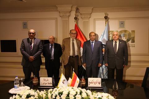 بروتوكول للتكامل الصناعي بين «العربية للتصنيع» و«طنطا موتورز»