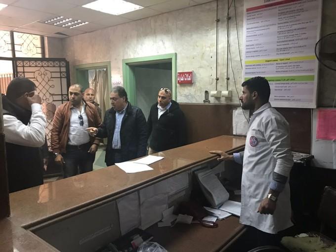 وزير الصحة يصدر قرارا بوقف وكيل الوزارة بالإسكندرية