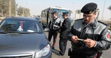 ضبط 3 سائقين لتعاطيهم المواد المخدرة خلال القيادة بالجيزة