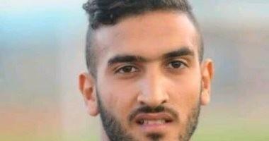 صورة .. انفجار سيارة أحمد نبيل مانجا لاعب الاتحاد السكندري بعد لقاء الزمالك