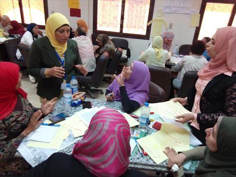 «التعليم» تواصل تدريب المدربين الرئيسيين والمعلمين على المناهج الجديدة