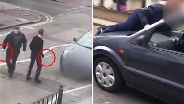بعد مذبحة نيوزلندا.. هجوم جديد على مصلين في لندن.. فيديو