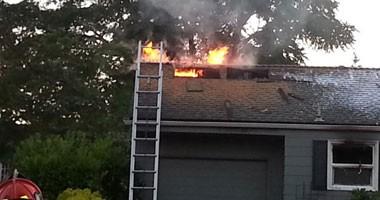 السيطرة على حريقين بشقة سكنية وحظيرة ماشية بالمنوفية