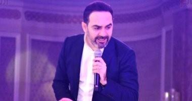 صور.. وائل جسار وجوهرة يشعلان رأس السنة فى جاردن سيتى