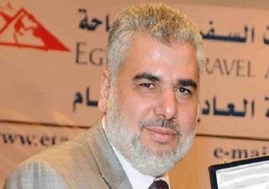 باسل السيسى ينفى إلغاء السعودية لقرار زيادة رسوم تأشيرة العمرة