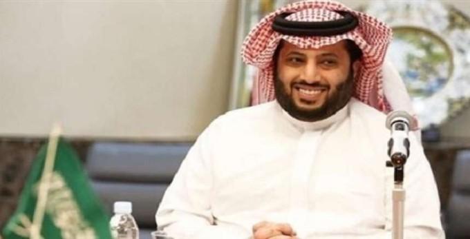 تعليق مقتضب من تركي آل الشيخ بعد أول فوز لبيراميدز في الدوري