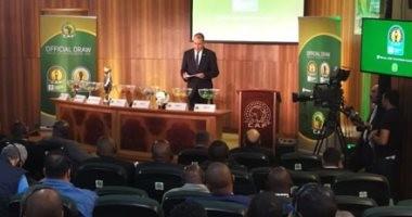 الكاف يكشف موعد ومكان قرعة دور المجموعات فى دورى أبطال أفريقيا