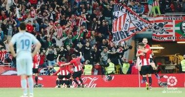 أتلتيكو مدريد يسقط بثنائية أمام بلباو ويقرب برشلونة من لقب الليجا