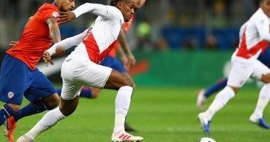 بيرو تكتسح تشيلى بثلاثية وتواجه البرازيل فى نهائى كوبا أمريكا