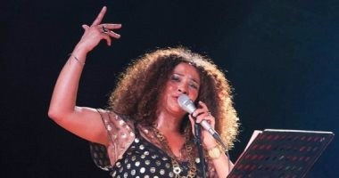 التونسية غالية بن على تحيى حفلا على المسرح الرومانى بكوم الدكة بالإسكندرية