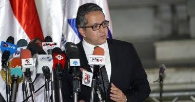 وزير الآثار يستقبل السفير الهولندى لبحث سبل العلاقات فى المجال الأثرى