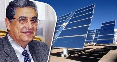 الكهرباء: 10 الشركات وقعت اتفاقية شراء الطاقة الشمسية
