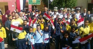 """بالصور..مبادرة """"إحنا إخواتكم"""" لأمن القاهرة تسدد مصاريف 322 طالب"""