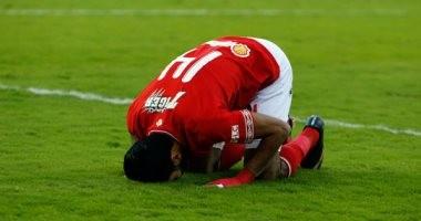 حسين الشحات أفضل لاعب فى مباراة الأهلى وسيمبا التنزانى بتصويت الجمهور