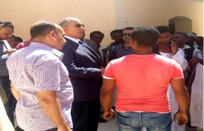 افتتاح قصر ثقافة رأس حدربة نهاية العام الحالي