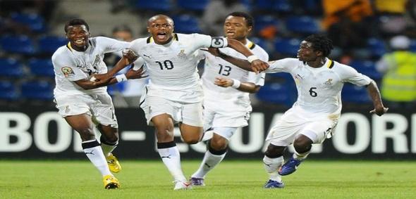 تقارير: 3 مفاجآت في تشكيل غانا أمام مصر