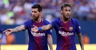 برشلونة يبدأ عملية استعادة نيمار بتوصية من ميسى