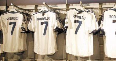 40% من مبيعات قمصان ريال مدريد تحمل اسم رونالدو