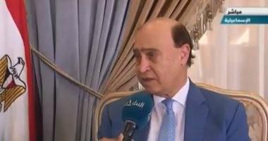 مهاب مميش: قناة السويس الجديدة وضعت نهاية لأحلام كثيرة لقنوات بديلة بالمنطقة