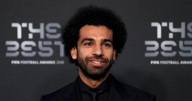 محمد صلاح يحصد المركز السادس فى الترتيب النهائى للكرة الذهبية 2018