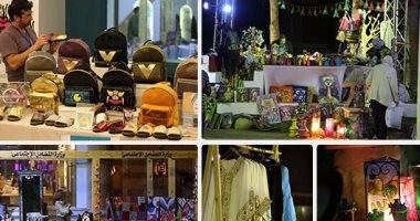 انطلاق فعاليات المعرض الدولى للحرف اليدوية بمشاركة 200 عارض