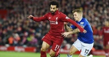إيفرتون يتحدى ليفربول فى ديربي الميرسيسايد بالدوري الإنجليزي