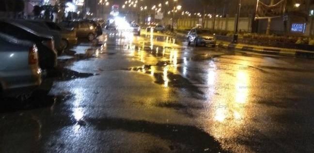 """""""الأرصاد"""" تحذر المواطنين من طقس السبت.. وتؤكد: استمرار سقوط الأمطار"""