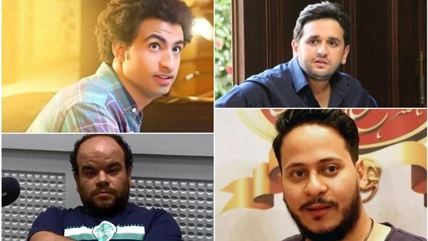 ممثلو فريق مسرح مصر يحدثون ضجة بسبب خالد بن الوليد