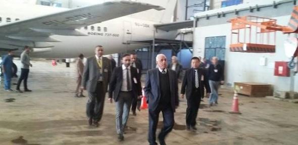 """مصر تجتاز تفتيش """"الايكاو"""" للطيران المدني بزيادة 20% عن المعدل العالمي"""