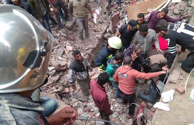 «التضامن»: لجنة إغاثة لمساعدة متضرري عقار منشأة ناصر